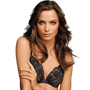 Maidenform Embellished Plunge Push-Up Bra 09443